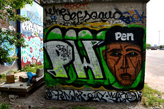 graffiti amsterdam (wojofoto) Tags: holland amsterdam graffiti nederland ndsm wolfgangjosten wojofoto