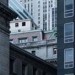 New York Architecture #257 (Ximo Michavila) Tags: city nyc windows urban usa newyork abstract building architecture square cityscape geometry 11 archidose archdaily archiref ximomichavila