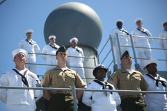 160615-M-MO883-147 (U.S. Pacific Fleet) Tags: green thailand sailors marines usnavy meet greet carat portvisit thl 2ndbattalion cooperationafloatreadinessandtraining ussashlandlsd48 2ndmarines us7thfleet forwardpresence thaiarmedforces