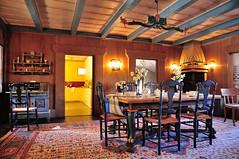 Vikingsholm Dinning Room (J-Fish) Tags: california dinningroom vikingsholm summerhome emeraldbaystatepark d300s 1685mmf3556gvr 1685mmvr