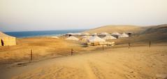 Bedouin Camp (kgrebenare) Tags: camp beach landscape desert doha qatar bedouin