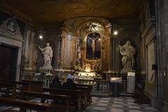 Duomo di Torino: la cappella del Crocifisso sotto l'organo a canne (costagar51) Tags: italy torino italia arte piemonte storia anticando