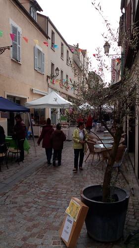 Rue Jacques Amyot, L'été se plaît à Melun 2016