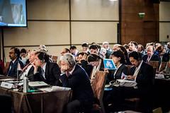 """Canciller Muñoz tras inauguración de Reunión Consultiva del Tratado Antártico """"Para Chile la Antártica es Futuro"""" (3)"""