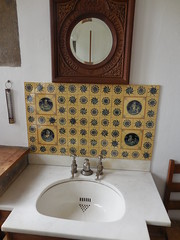 DSCN1945 (flattley1) Tags: bathroom dartmoor drewsteignton castledrogo