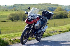 BMW R 1200 GS (Jimmy Mobylette) Tags: bmw 1200 2010 bmwr1200gs
