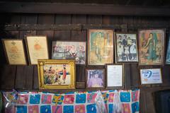 restaurant (kuuan) Tags: street leica color thailand restaurant king photos sony m queen mf manualfocus woodhouse f4 a7 voigtlnder royals skopar 21mm chanthaburi kingbhumibol queensirikit voigtlndercolorskoparf421mm