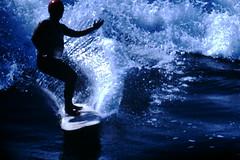 9-20-1969--Huntington Beach Calif (12) (foundslides) Tags: pictures ocean ca usa 1969 beach found photography coast photo surf kodak surfer picture surfing slidefilm 1960s kodachrome slides foundslides califronia transparencies srufers irmalouiserudd johnhrudd