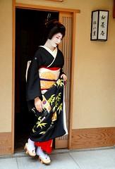 -2 (nobuflickr) Tags: japan kyoto maiko geiko       miyagawachou  fukutyou 20160526dsc00335
