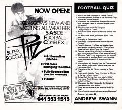 St Mirren vs Celtic - 1988 - Page 17 (The Sky Strikers) Tags: street love st magazine scottish match celtic premier league bq clydeside 60p mirren