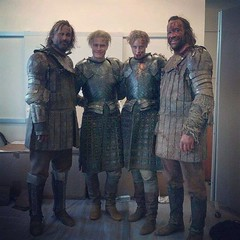 The Hound and Brienne's stunt doubles Download Our App - https://goo.gl/eDFq7f http://dlvr.it/LdzSYx Get Our App http://ift.tt/26WBEtr (GameofThronesFreak) Tags: house game fashion tv williams sophie emilia peter lena styles series got natalie kit now turner fandom hbo clarke maisie nikolaj s06 thrones jons dormer waldau dinklage coster harington headey season06 targaryen tumblr danaerys thegotfans