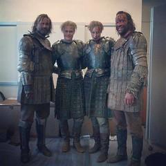 The Hound and Brienne's stunt doubles Download Our App - https://goo.gl/eDFq7f http://dlvr.it/LdzSYx Get Our App http://ift.tt/26WBEtr (GameofThronesFreak) Tags: house game fashion tv williams sophie emilia peter lena styles series got natalie kit now turner fandom hbo clarke maisie nikolaj s06 thrones jons dormer waldau dinklage coster harington headey season06 targaryen tumblr danaerys thegotfans