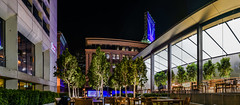 apple store terrace on two (pbo31) Tags: sanfrancisco california city urban panorama color apple retail night shopping dark hotel evening store spring nikon terrace may large panoramic bayarea unionsquare stitched marriot flagship stocktonstreet poststreet 2016 boury pbo31 d810