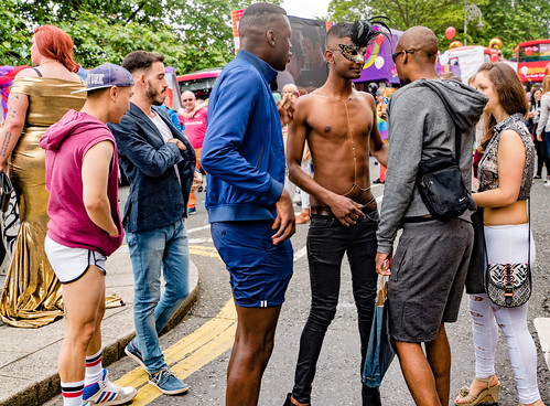 PRIDE PARADE AND FESTIVAL [DUBLIN 2016]-117999