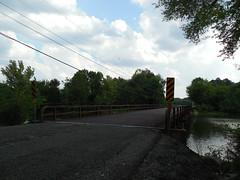 Crow Creek Steel Bridge (jimmywayne) Tags: bridge metal rural alabama historic stevenson cedargrove jacksoncounty crowcreek cedarswitch