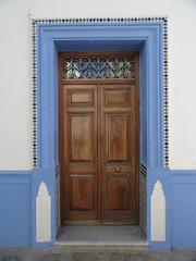Asilah Door (Jessica Splain) Tags: morocco asilah