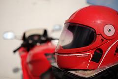On The Road Again (H. Eisenreich) Tags: boss red rot bike honda focus bokeh map helmet karte biking fujifilm helm oberpfalz motorrad landkarte uvex xt1 schrfeverlauf offenblende eisenreichhans