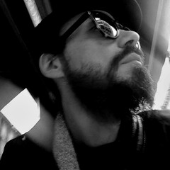 """My Profile Portrait"" (giannipaoloziliani) Tags: street city morning portrait blackandwhite italy milan me monochrome face hat sunglasses reflections myself walking beard lights monocromo shadows natural sleep retrato live milano ombre io metropolis luci sunrays ritratto barba biancoenero autoscatto mycity occhiali selfie barbone mailand barbuto profilo noeffects monocromatico longbeard portraitme barbalunga iphonephoto selfietime streetme giannipaoloziliani urbanme"