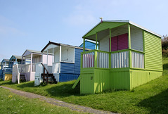 Beach Huts, Tankerton Beach (shadow_in_the_water) Tags: kent beachhuts whitstable ct5 tankertonbeach thetankertonslopes