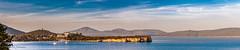 Panoramica Rada Hotel Capo Caccia (antoniosimula) Tags: panoramica panorama landscape nikond3200 sea cloud sky cielo azzurro mare capo caccia sardagna alghero alguer allaperto la terra del sole