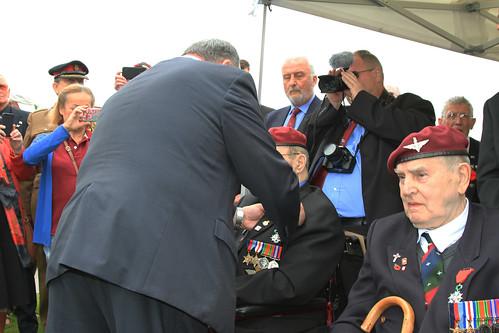 Remise de la Légion d Honneur