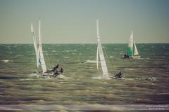 Worthing Sailing Club III (go18lf2004) Tags: worthing sailing club westsussex sport outdoors marine seaside coast neach sky surf yachts waves teams people