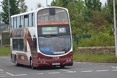 778 (Callum's Buses & Stuff) Tags: bus buses lothian madder lothianbuses b7tl madderandwhite madderwhite busesedinburgh buseslothianbuses