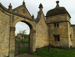 Gate House (tmvissers) Tags: uk england house wall gate cotswolds land chipping campden baptisthicks