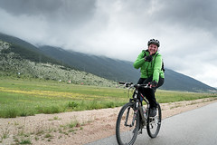 Rain can't stop us to enjoy! (ViaDinarica) Tags: people food usaid nature landscape locals hiking ceremony runners awards mountainbiking whitetrail undp bosniaandherzegovina wildnature blidinje blidinjelake viadinarica connectingnaturally terradinarica