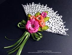 Floral Fan 5 (Nupur Creatives) Tags: heartfelt creations heartfeltcreations