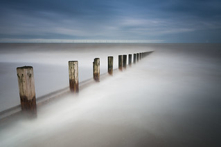 The Lincolnshire Coast. Skegness.