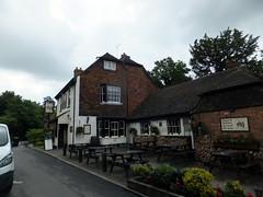 The Black Horse (paidetres) Tags: kent pub walk blackhorse thurnham