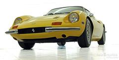 Ferrari Dino 1972 101 (L Urquiza) Tags: auto old classic sports car dino ferrari amarillo coche 1972
