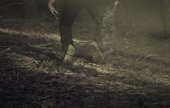 TIME OUT (oroyplata.) Tags: light sun luz valencia forest dark back twilight shadows sleep vampire explorer fine creative surreal espalda reality rays conceptual crepusculo rafa timeout evaporation macias evaporacion oroyplata