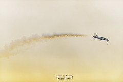 FLY (alessandropalombini) Tags: nikon d800 sky sunset orange blue italy green white red alessandropalombini