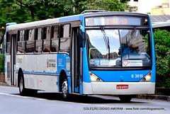 6 3610 (American Bus Pics) Tags: caio volksbus