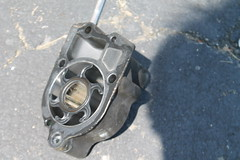 Bad Water Pump (excellence III) Tags: water out mercury 150 pump motor boar xri