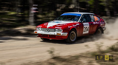 Rally Storico Sardegna 2016 ALFETTA GTV (Luca eskimo) Tags: sardegna italy cars car race speed italia sardinia corse rally racing dirty dirt alfa gtv dust panning alfaromeo corsa storico gara pirelli storia rallystorico autolavaggiobatman