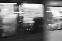 Reflections (Matt Pepprell) Tags: street leica city london circle underground 50mm baker metro f14 14 hammersmith line m 50 240 typ