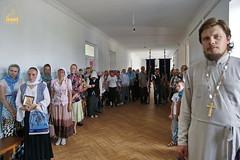 A cross procession from the village of Nikolskoe to the village of Adamovka / Крестный ход из Никольского в Адамовку (3)