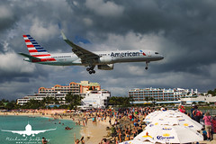 American Airlines B757-200_AS5J1714 (RJJPhotography) Tags: caribbean sxm princessjulianainternationalairport saintmaarten