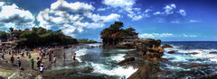 Tanah Lot (Rubinho1) Tags: sea bali panorama beach canon indonesia temple eos mar asia lot playa hindu tamron pura hdr tanahlot tanah tanahlottemple puratanahlot 550d hinduismo rubinho1 hundism rubenfernndez canoneos550d mygearandme