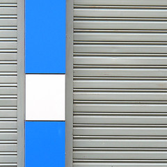 Square urban abstract (Sallyrango) Tags: blue urban abstract geometric architecture square srilanka galle bluesquare architecturalabstract urbandetails