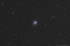 2013-05-11 M101 Pinwheel Galaxy (schmitzcory) Tags: Astrometrydotnet:status=solved Astrometrydotnet:version=14400 Astrometrydotnet:id=alpha20130504917042