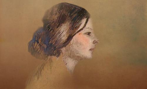 "Las Madeleines escuchando la soleada soledad, descripciones de Henri de Toulouse Lautrec (1889) y Pablo Picasso (1904). • <a style=""font-size:0.8em;"" href=""http://www.flickr.com/photos/30735181@N00/8815698314/"" target=""_blank"">View on Flickr</a>"