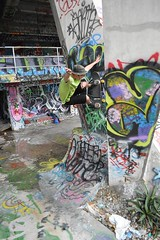 cody1 (kellymbowers) Tags: photography graffiti skateboarding florida miami wallride 305 miamidade