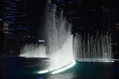 Bellagio water fountain