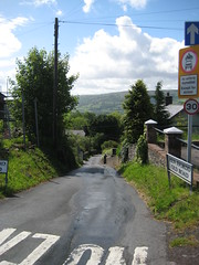 Really steep road from pub (neil.finnes) Tags: dorset rough brecon beacons riders