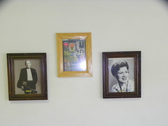 Chet Atkins, Patsy Cline Display on the Music Highway (J. Stephen Conn) Tags: tn tennessee patsycline chetatkins bentoncounty
