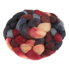 Mercy Hartigan - Corriedale (Into The Whirled) Tags: wool silk merino spinning fiber bfl itw masham intothewhirled